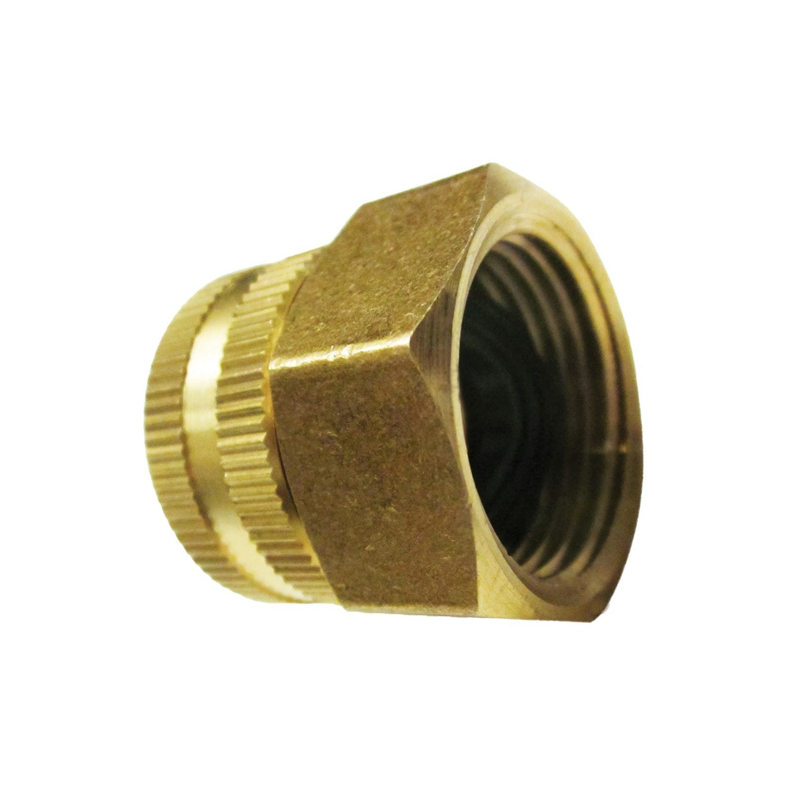 """Brass Quick Hose Pipe Joint Connector Male to Male 1//2/"""" Garden Pipe Extension NJ"""