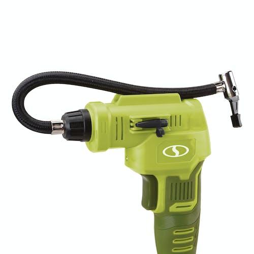 24V-AJC-LTW cordless 24 volt 1.3 amp air compressor