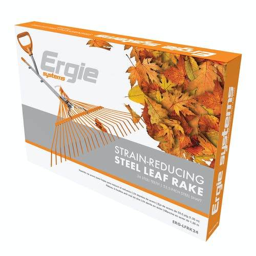 ergiesystem ergonoimc leaf rake