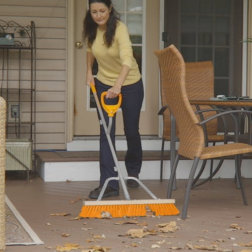 ERG-PSHB24 broom lifestyle