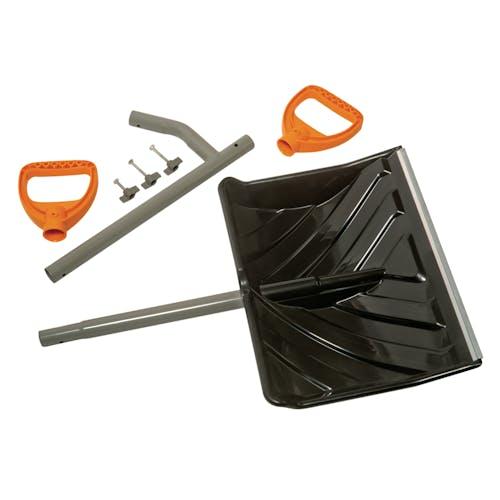ERG-SNSH18 ergie shovel snow shovel ergonomic