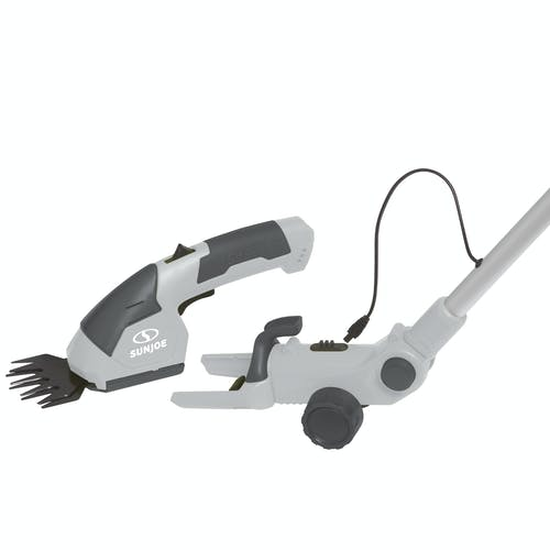 HJ605CC-GRY Cordless hedge trimmer