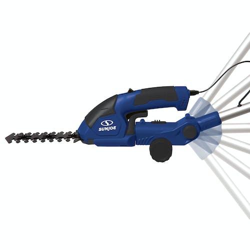 HJ605CC-SJB - cordless hedge trimmer