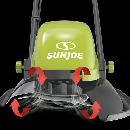 MJ-HVR12E electric hover mower