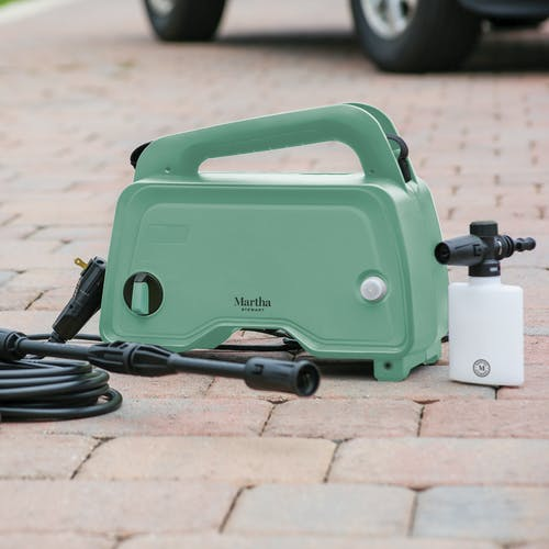 martha stewart 1300 pressure washer