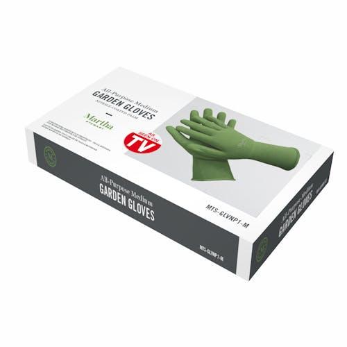 MTS-GLVNP1-M martha stewart gardening gloves