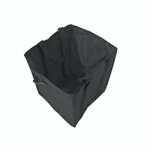 snow joe martha stewart leaf bag black