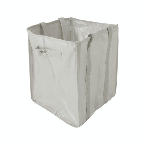 snow joe martha stewart leaf bag slate