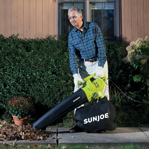 SBJ604E-RM Sun Joe Electric leaf blower