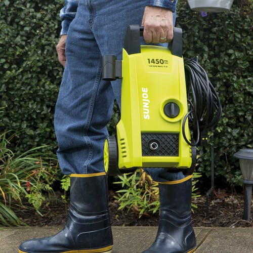 spx1000 electric pressure washer