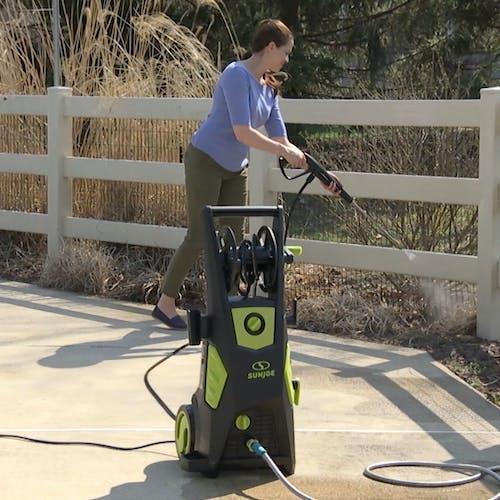 SPX3501 sun joe electric pressure washer