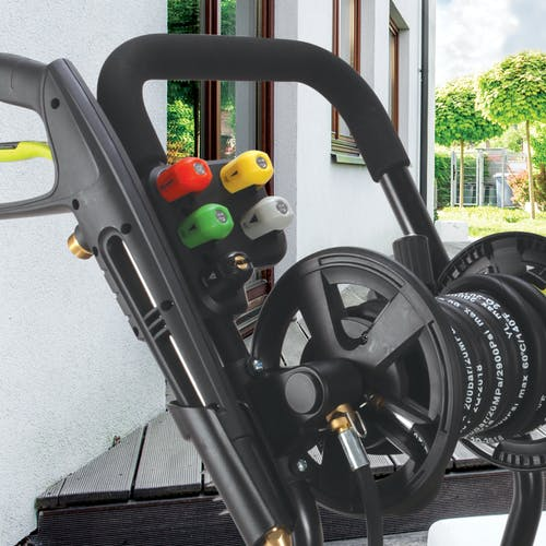 SPX4601 induction electric pressure washer lifestyle