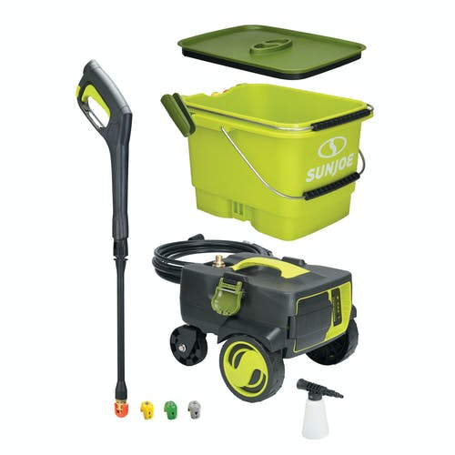 spx6001c cordless pressure washer core tool