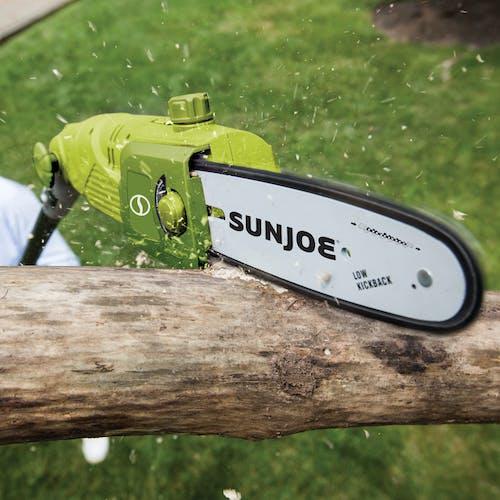 SWJ803E electric pole saw