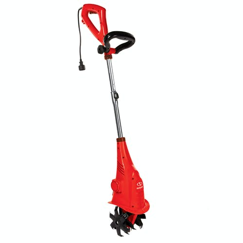 TJ599E-RED electric tiller cultivator
