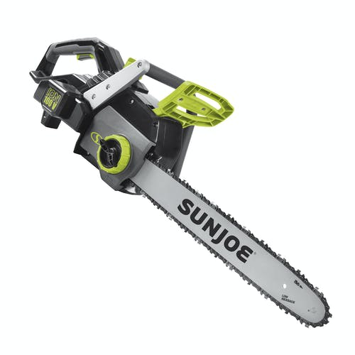 iON100V-18CS-CT 100 volt cordless chain saw