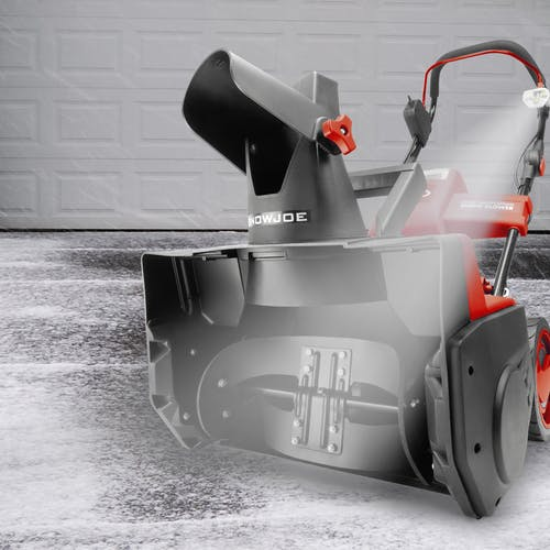 ion18sb-pro-red electric snow joe snowblower